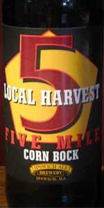 Local Harvest Five Mile Corn Bock