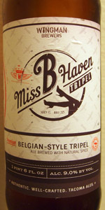 Miss B-haven Tripel