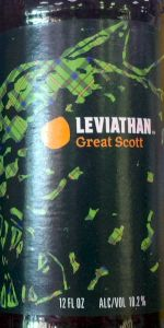 Harpoon Leviathan - Great Scott