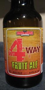 4 Way Fruit Ale