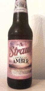 Straub American Amber