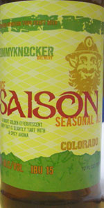 Nice Saison Seasonal Ale