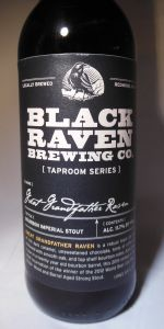 Great Grandfather Raven