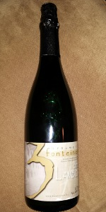Drie Fonteinen Oude Lambiek (4 Year Old)