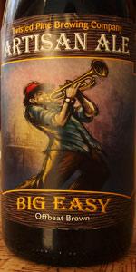 Twisted Pine Artisan Series - Big Easy Offbeat Brown Ale