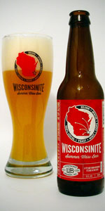 Wisconsinite Summer Weiss Beer