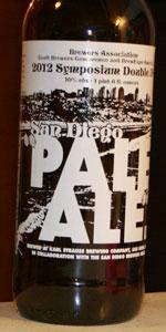2012 Symposium Double IPA (San Diego Pale Ale)