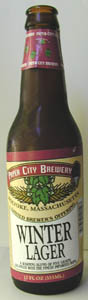 Paper City Winter Lager