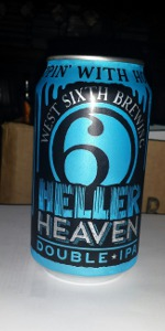 Heller Heaven Double IPA