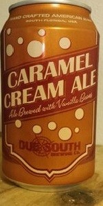 Caramel Cream  Ale