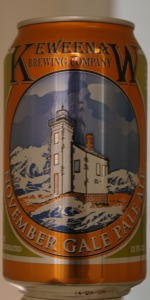 November Gale Pale Ale