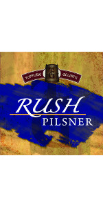 Rush Pilsner