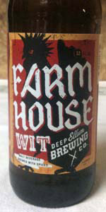 Farmhouse Wit