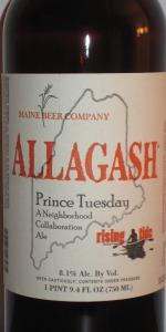 Prince Tuesday