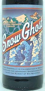 Snow Ghost Winter Lager