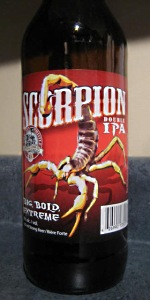 Scorpion Double IPA