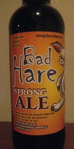 Bad Hare Strong Ale