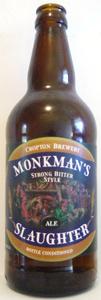 Monkman's Slaughter Ale