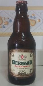Bernard Světlý Ležák 12°