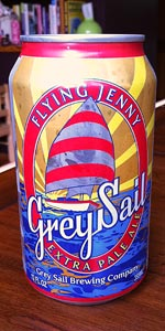 Flying Jenny Extra Pale Ale