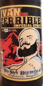 Ivan The Terrible Imperial Stout