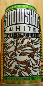 Snowshoe White