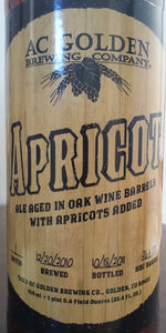 Hidden Barrel Apricot