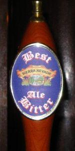Sierra Nevada Best Bitter Ale