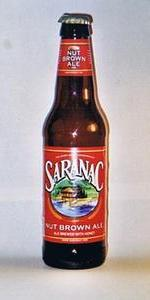 Saranac Nut Brown Ale