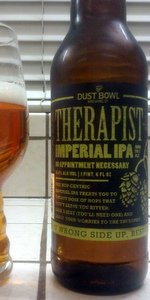 """Therapist"" Triple IPA"