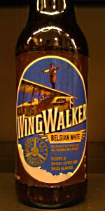 R.J. King Wingwalker Belgian Style Wheat Ale