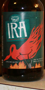 IRA (India Red Ale)