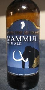 Mammut Pale Ale