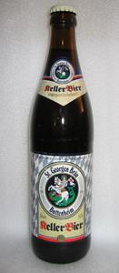 St. Georgenbräu  Keller Bier