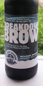 Breakdown Brown Ale