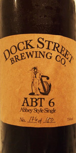 ABT 6 Abbey Style Single