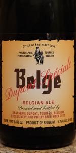 Spéciale Belge