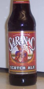 Saranac Scotch Ale