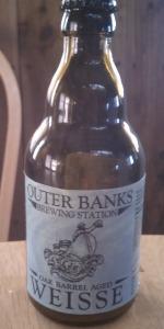 Oak Barrel Aged Weisse