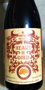 Devil's Heart Of Gold