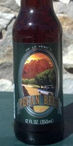 De La Vega's Pecan Beer