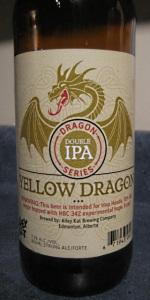 Dragon Series Yellow Dragon Double IPA
