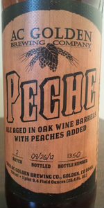 Hidden Barrel Peche