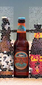 Metolius River Rusty Spinner Amber