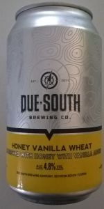 Honey Vanilla Wheat