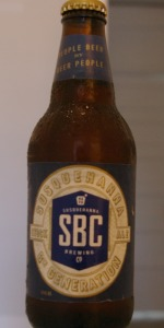 6th Generation Stock Ale