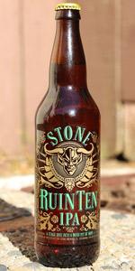 Stone RuinTen IPA