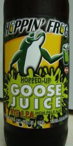 Hopped-Up Goose Juice
