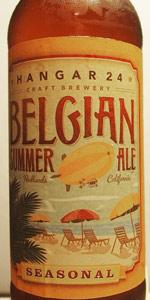Belgian Summer Ale