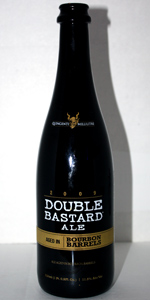 Double Bastard Ale - Bourbon Barrel Aged
